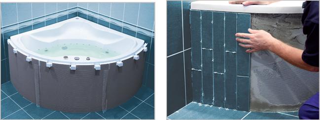 Wanny Z Hydromasazem Ruben Design Wellness Hydroterapia